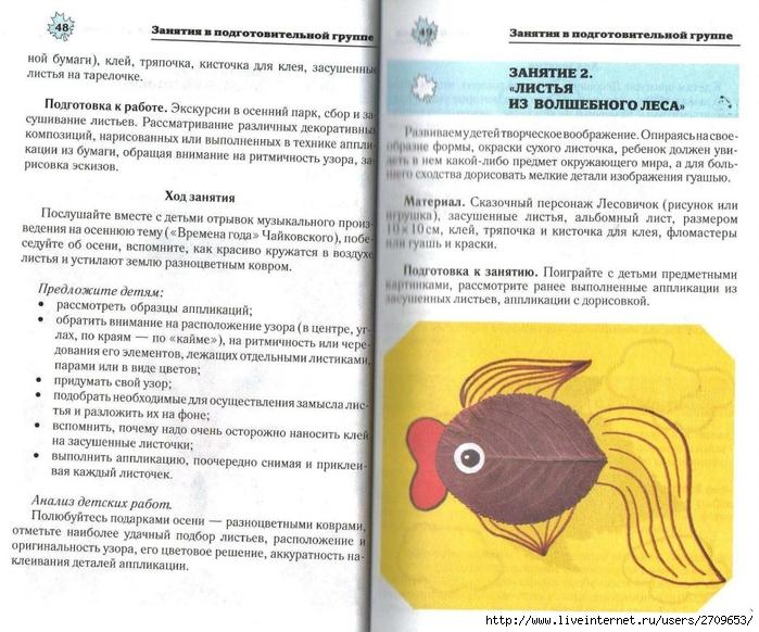 Апликация из природного материала в детском саду.page25 (700x582, 311Kb)