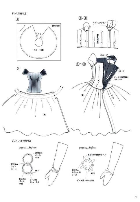 Как сшить платье своими руками для кукол быстро и без выкройки