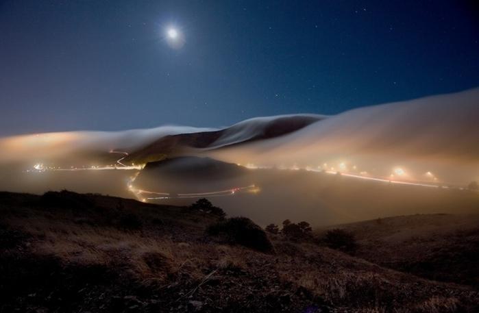 Туман над (700x457, 168Kb)