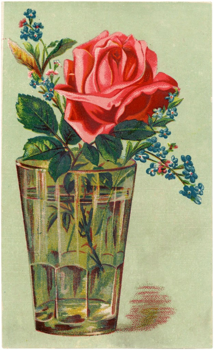 Free-Digital-Download-Rose-in-Glass-GraphicsFairy-626x10 (427x700, 388Kb)