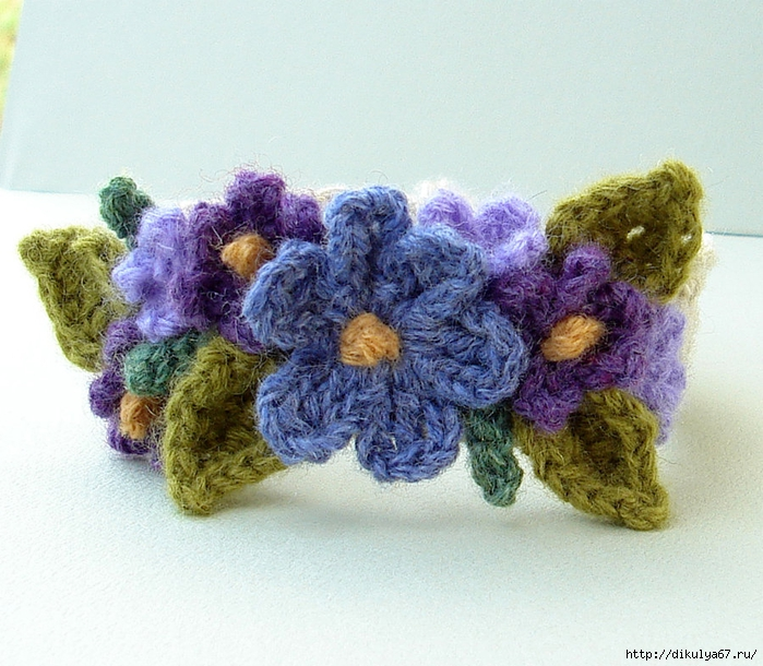 crochet_purple_flower_bracelet_by_meekssandygirl-d3le8j6 (700x610, 347Kb)