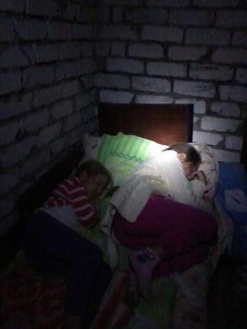 Будни детей на Донбассе (360x480, 78Kb)