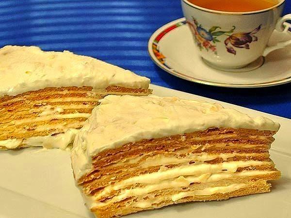 Торт Парижский коктейль (600x450, 55Kb)