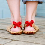 Превью Bow Back Crochet Sling Back Slippers (500x500, 153Kb)