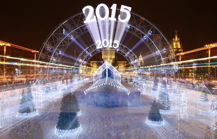 Новый год (700x449, 156Kb)