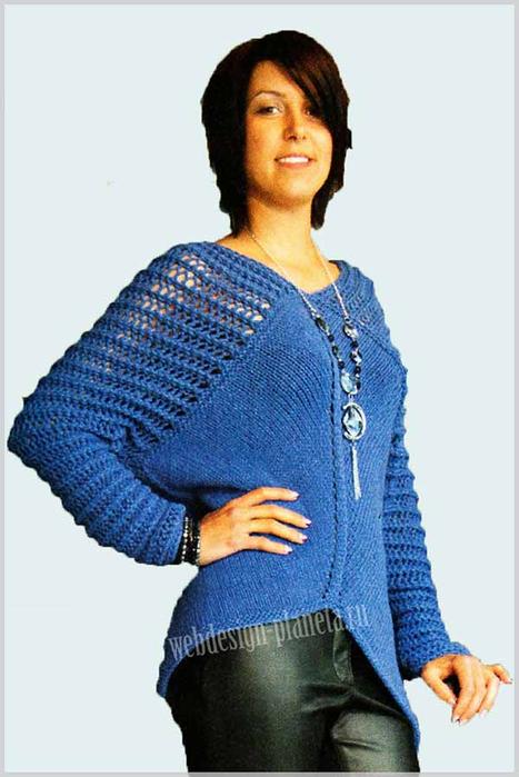 vyazanyj-pulover-spitsami-dlya-zhenshhin-s-azhurnymi-plechami-foto (467x700, 243Kb)