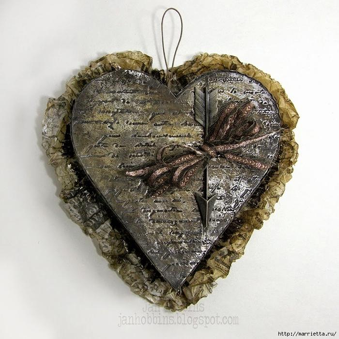 Стильное металлическое сердце из коробки. Скрапбукинг (3) (700x700, 375Kb)