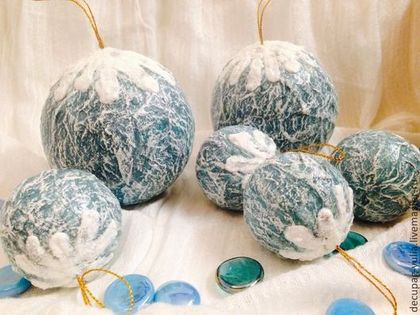 Набор шаров Морозные узоры4 (420x315, 126Kb)