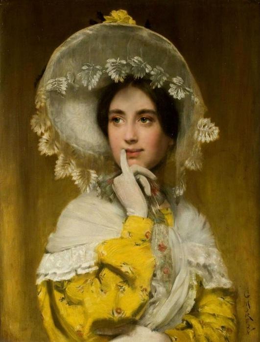 George Morton (British artist, 1851�1904) (531x700, 117Kb)