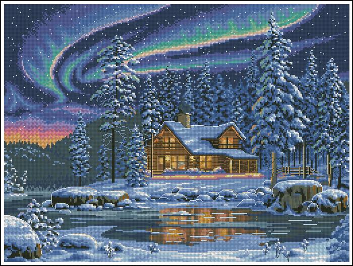 Dimensions35212_Aurora Cabin