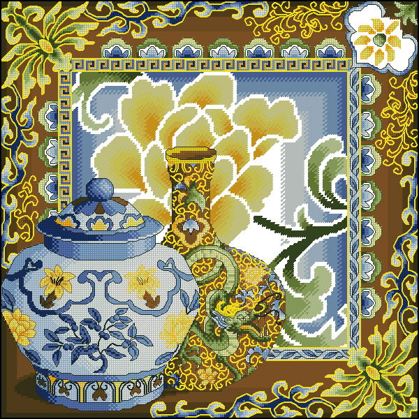 Royal Paris RP 9880-6416-01 Ambiance Chinoise (600x600, 835Kb)