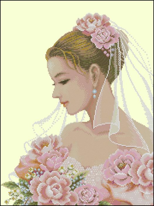 Bride (525x700, 431Kb)