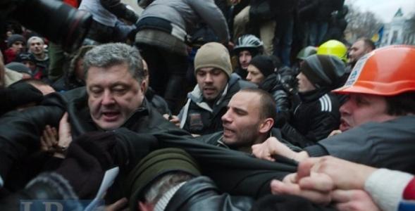 """""""Я встречался с Грызловым. Он был членом официальной делегации"""", - Порошенко объяснил встречу с санкционным российским политиком - Цензор.НЕТ 6210"""
