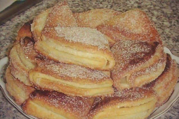 Печенье из творога (604x402, 69Kb)