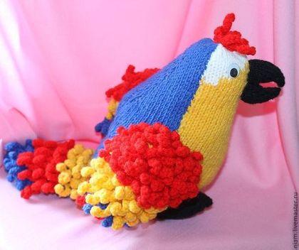 Попугай Лола