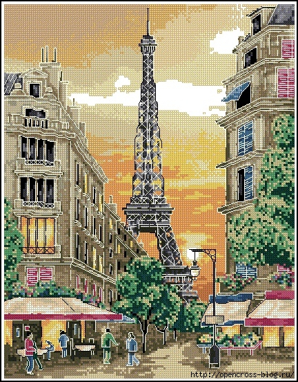 paris (432x552, 350Kb)