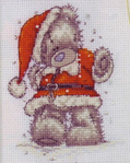 ������ Tatty Teddy Santa (300x376, 131Kb)