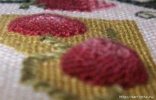 Спиральный шов в вышивке. Два фото мастер-класса (36) (534x343, 109Kb)