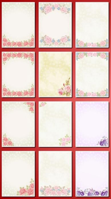 фоны цветочные а4 5-3 (389x700, 104Kb)