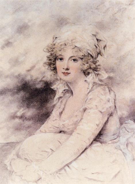 Downman John Portrait Of A Young Lady (470x640, 189Kb)