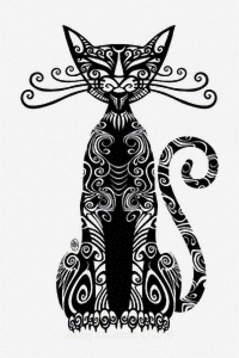 Кошка-2 (466x700, 232Kb)