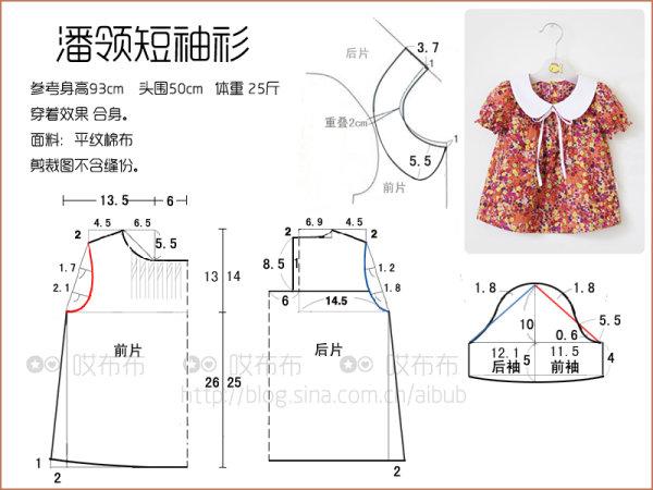 Платье для новорожденных выкройки