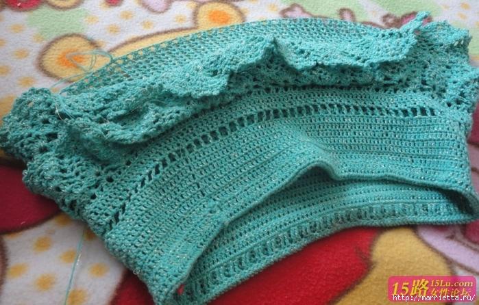 Ажурная юбочка крючком для девочки (5) (700x446, 305Kb)