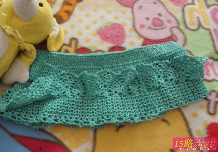 Ажурная юбочка крючком для девочки (7) (700x486, 288Kb)
