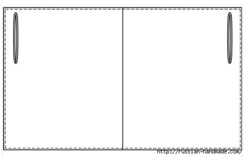 Самый легкий пошив летнего сарафана. Выкройка (3) (484x311, 25Kb)
