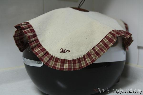 Стильная кухонная салфетка (2) (600x400, 84Kb)