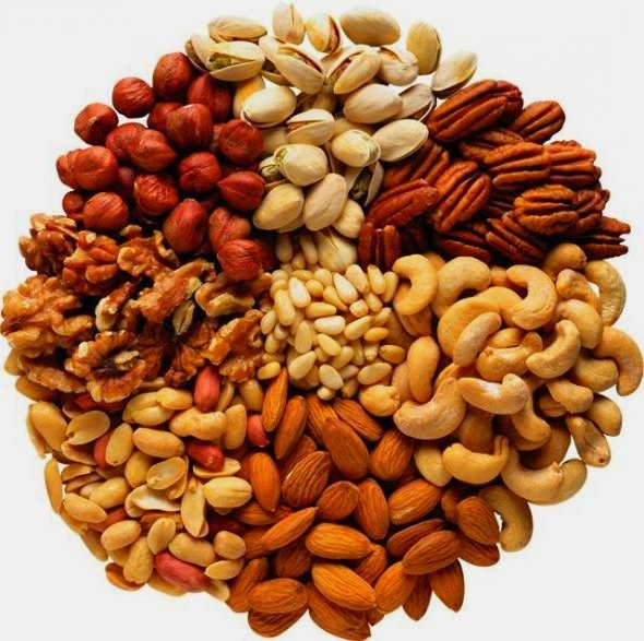Что лечить орехами