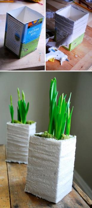 24-Creative-Garden-Container-Ideas-Cute-planter-made-out-of-a-milk-carton-20 (309x700, 224Kb)