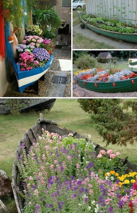 24-Creative-Garden-Container-Ideas-Old-boats-as-planters-23 (450x700, 425Kb)