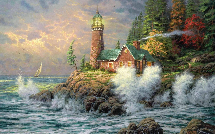 3 Thomas Kinkade 8 (700x436, 398Kb)
