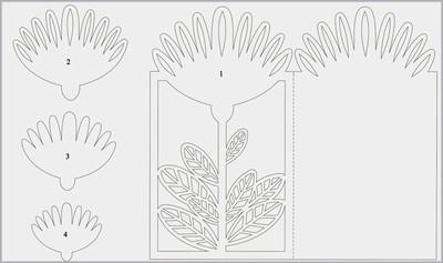коробочки, корзинки и открытки из бумаги (5) (400x237, 46Kb)
