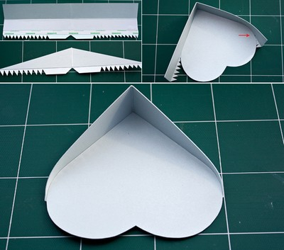 коробочки, корзинки и открытки из бумаги (22) (400x353, 103Kb)