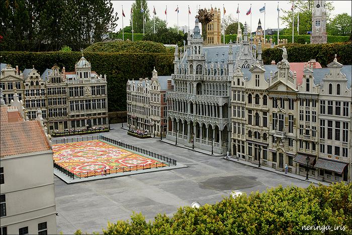 3.  Бельгия. Брюссель. Гран Пляс. (700x467, 596Kb)