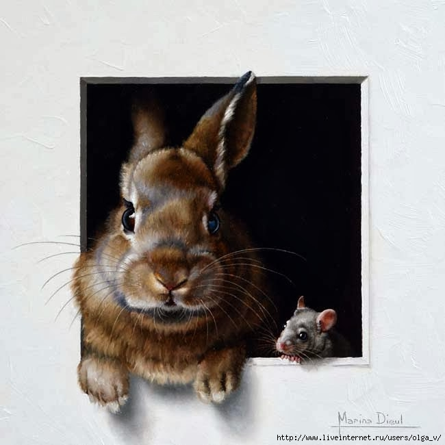 Marina-Dieul_Souris-lapin3_oil_10x10_web (650x650, 116Kb)