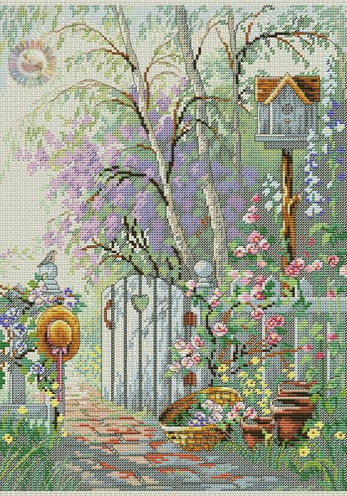 Sweetheart's Gate (490x700, 718Kb)