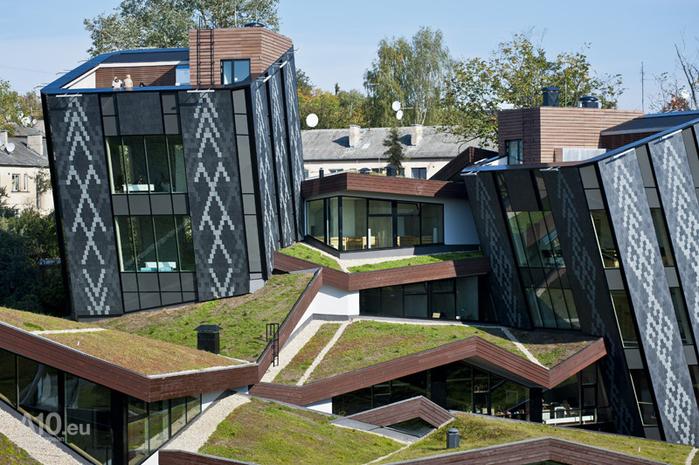 современная архитектура молодежный центр Zeimuls 2 (700x465, 454Kb)