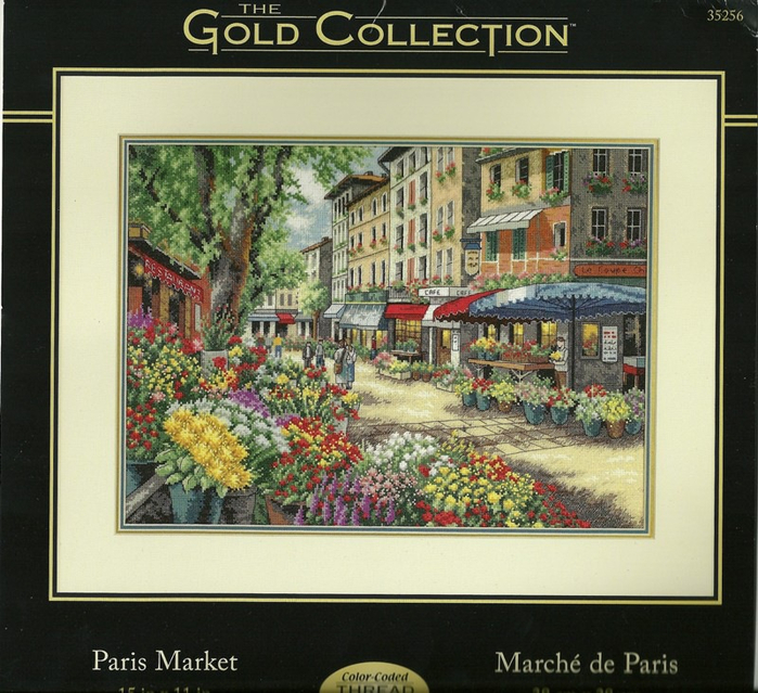 Dimensions 35256 Paris Market (700x639, 467Kb)
