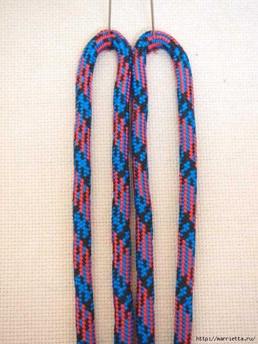 Плетение коврика из веревки (1) (525x700, 303Kb)
