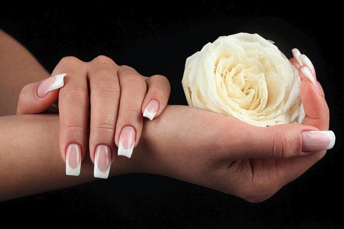 Букет из белых роз, любовь здесь в каждом лепестке