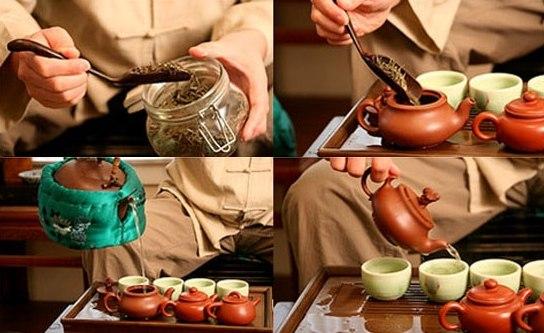 Как правильно заваривать зеленый чай и как пить его (544x333, 50Kb)