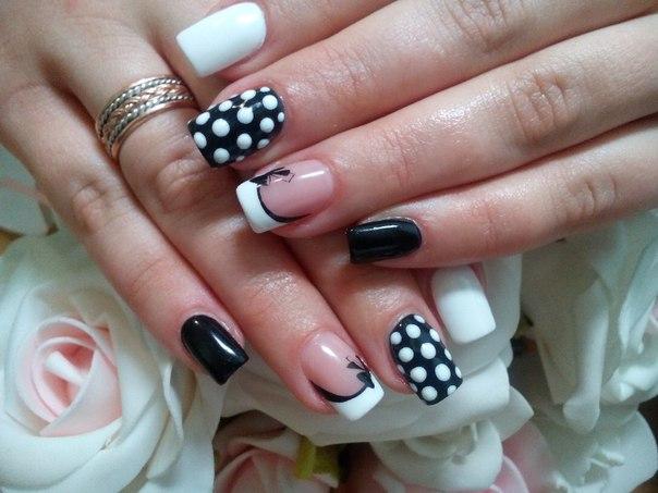 Дизайн гелевых ногтей фото новинки 2015
