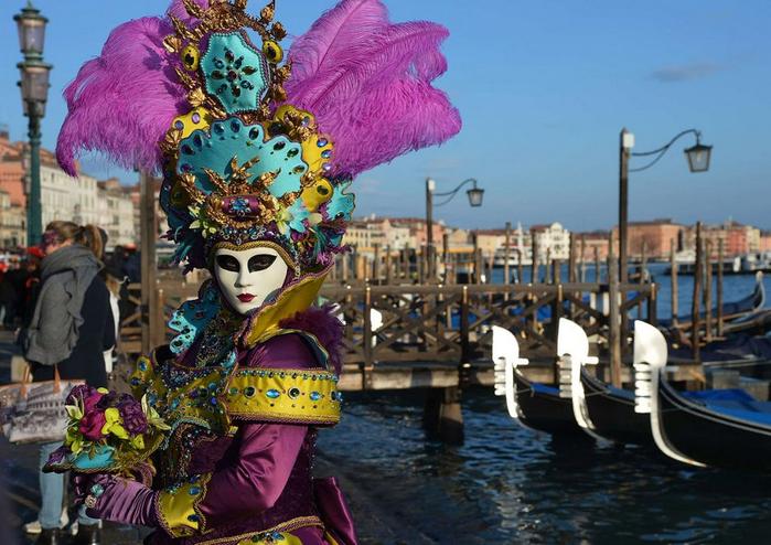 венецианский карнавал 2015 фото 1 (700x494, 407Kb)