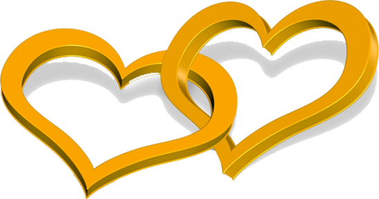 Клипарт. Красивые сердечки в png (8) (548x289, 121Kb)