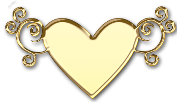 Клипарт. Красивые сердечки в png (29) (587x335, 143Kb)