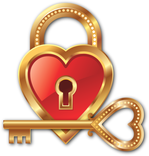 Клипарт. Красивые сердечки в png (39) (477x499, 196Kb)