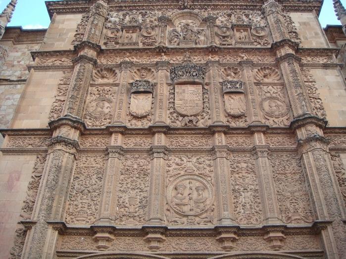 собор с космонавтом саламанка испания 6 (700x524, 472Kb)